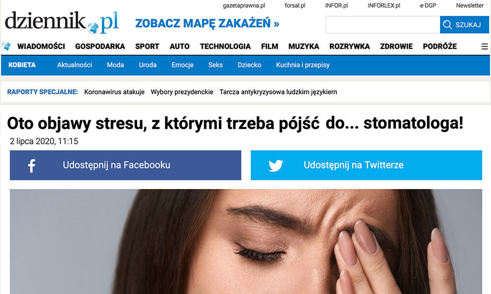 4dent w prasie